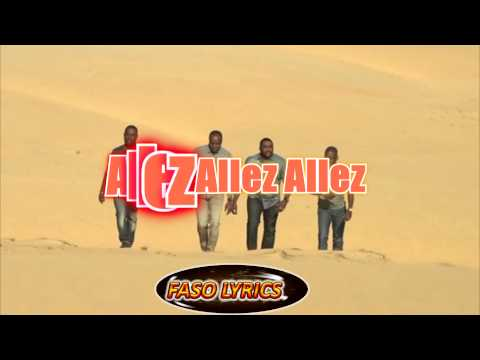 Magic System-Allez Allez lyrics(Paroles)