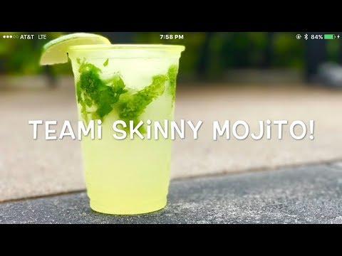 Teami Skinny Mojito!!! And a 25% Coupon Code!!!