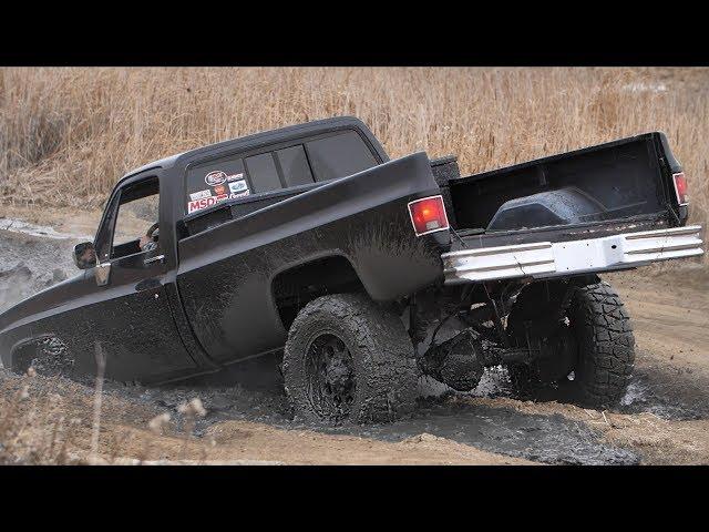 We Broke His Truck...
