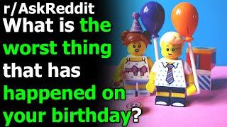 What is the worst thing that happened on your birthday? r/AskReddit | Reddit Jar