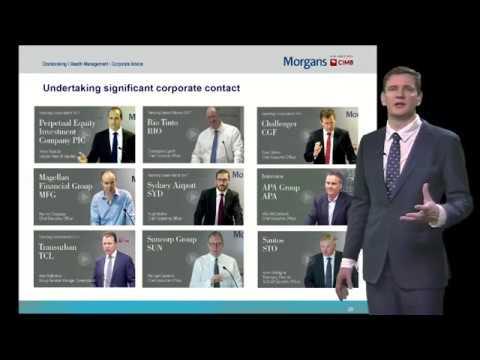 Morgans - September 17 Quarter Economic Update Summary