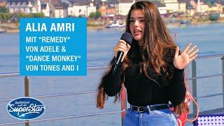 Alia Amri mit