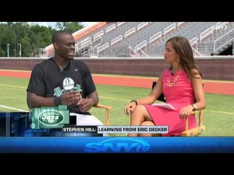 Jets Nation: Stephen Hill Sit Down