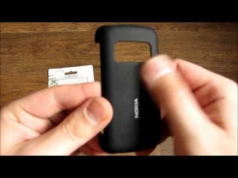 Чехол Nokia C6-01 CC-3004