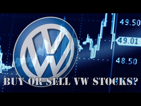 Buy Volkswagen Stocks