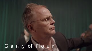Gang Of Four feat. Herbert Grönemeyer - The Dying Rays (Official Video) [English cut]