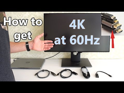 how-to-get-4k-at-60hz-over-usb-c/-hdmi/-displayport-and-thunderbolt-connections
