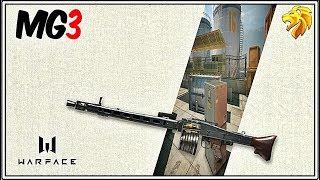 Warface: MG3 Gameplay