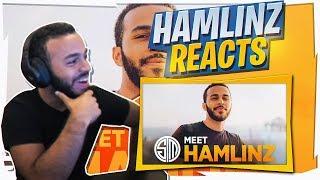 """HAMLINZ REACTS To """"Meet TSM Hamlinz"""""""