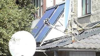 Коломиянин вже 9 років користується сонячними батареями