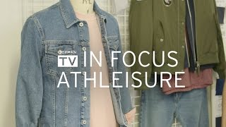IN FOCUS | AUGUST | ATHLEISURE thumbnail