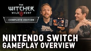 The Witcher 3: Wild Hunt - Complete Edition | Nintendo Switch Gameplay Overview