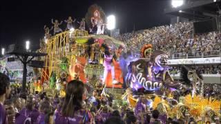 Rio Carnival 2015 Imperatriz Leopoldinense  4K  21-02-2015 Vol.1
