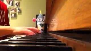 Hamilton piano (rough excerpts)
