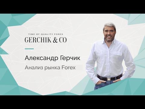 АНАЛИЗ РЫНКА FOREX с Александром Герчиком 30.01.2017