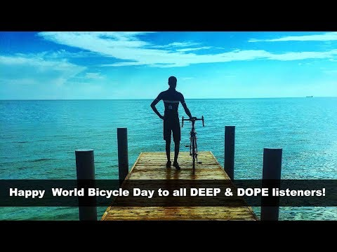 Happy World Bicycle Day (June 3rd)!