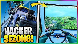 5 HACKERÓW YOU DO NOT KNOW IN FORTNITE SEASON 6! FORTNITE SECRETS!