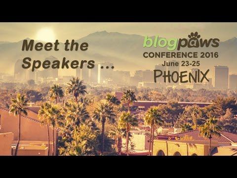 BlogPaws 2016 Speaker Ruth Carter