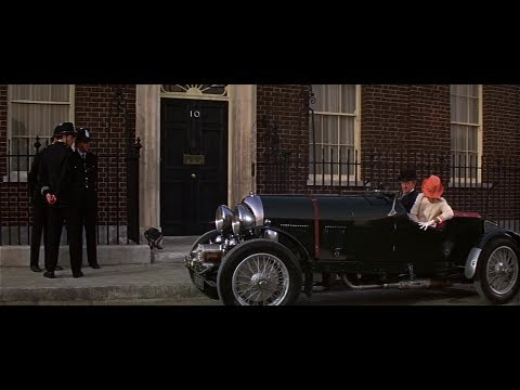 Casino Royale (1967) Location - 10 Downing Street, Whitehall, London