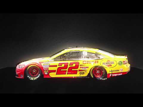 Ford Performance Reveals the 2019 NASCAR Cup Series Ford Mustang