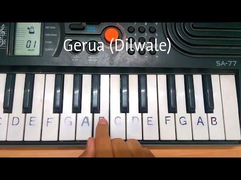 GERUA EASY PIANO TUTORIAL.