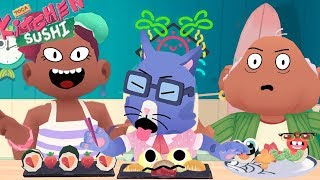 Cooking Kids Games Toca Kitchen Sushi Cooking Games For Kids
