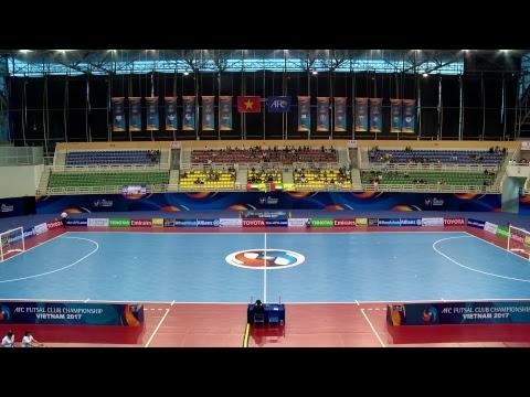 FC EREM vs Al Dhafra (AFC Futsal Club Championship 2017)