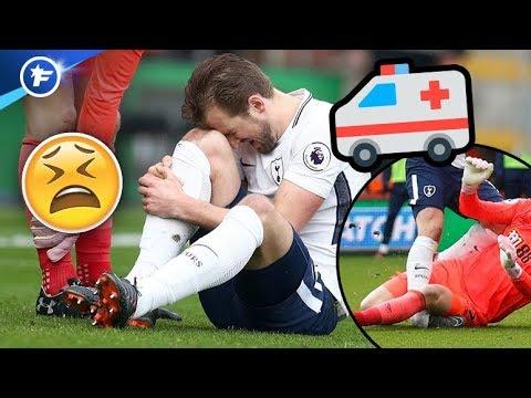 Toute l'Angleterre tremble pour Harry Kane | Revue de presse