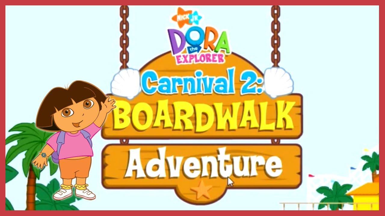 Doras Carnival 2 At the Boardwalk Review