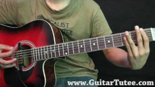 Linkin Park - Papercut, by www.GuitarTutee.com