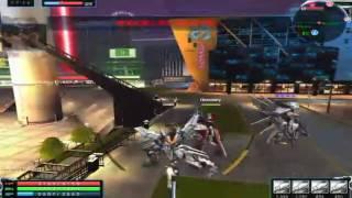 Exteel gameplay by CyberAngel - The Last Action 3