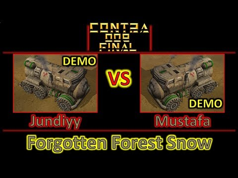 Contra 009 Final - Jundiyy Vs Mustafa - Forgotten Air Battle - Demo Vs Demo