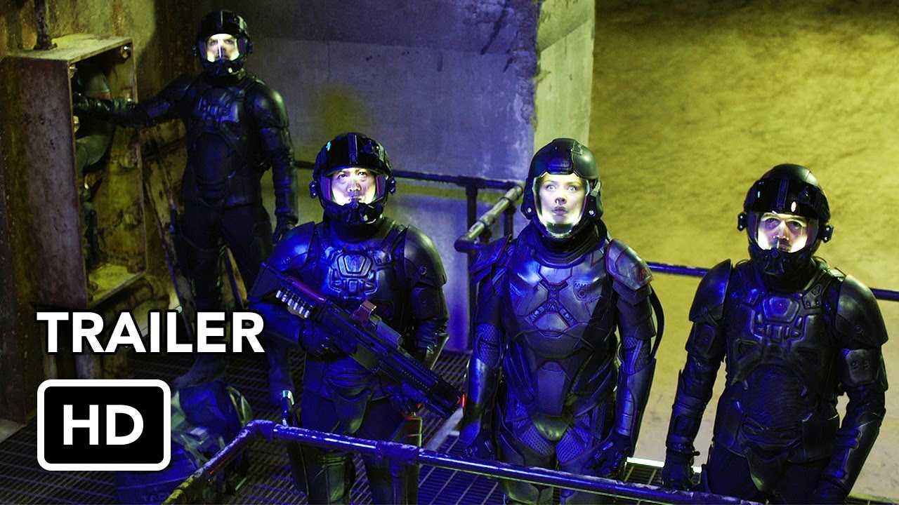 The Expanse Season 3 Official Trailer (HD)