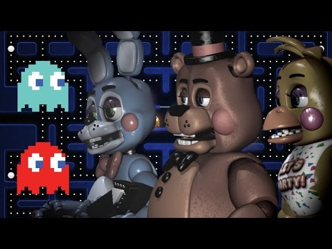IMPOSSIBLE || Five Nights At Freddy's PACMAN 2