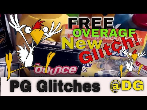 Dollar General P&g Coupons Glitching! Daily Deals