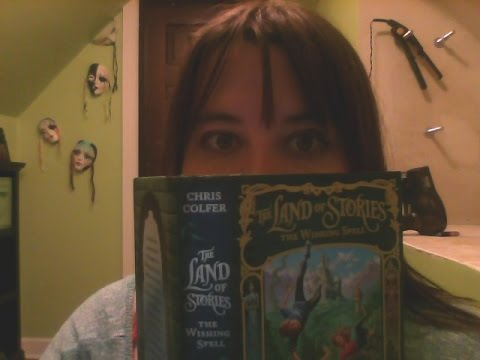 The Land of Stories: The Wishing Spell By: Chris Colfer Chapter Seven: Repunzel's Tower (Read Along)