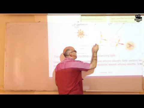 Lecture 6 - Polarization of light waves