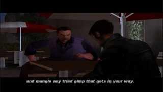 Grand Theft Auto III - Chapter 4 - Toni Cipriani (Cutscenes)
