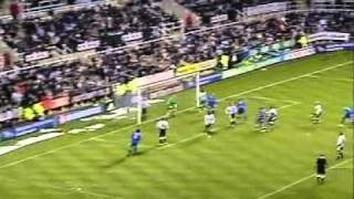 Newcastle v Chelsea F.A. Cup 4th. Round