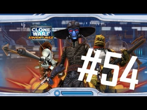 Clone Wars Adventures #54: That Was Too Close