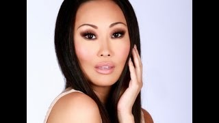 makeup for asian beauty part 2 smokey eyes