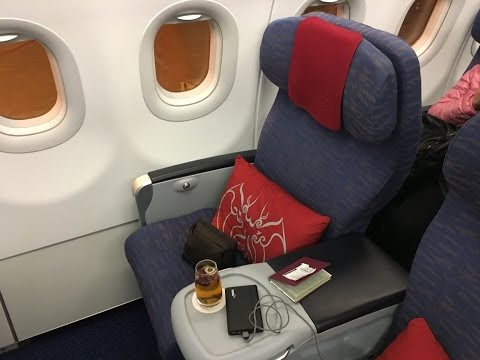 Chengdu Days and Sichuan Nights - Part 2 | Sichuan Airlines Business Class to Phuket | TRIP REPORT