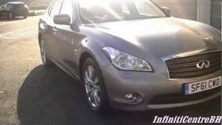 Infiniti M35h GT 2013 Videos