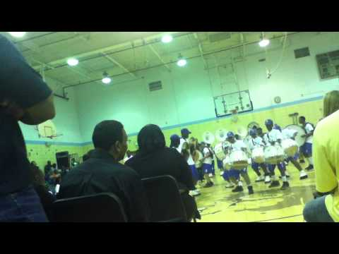 OLD COURT MIDDLE SCHOOL MARCHING BAND