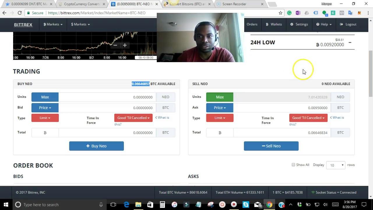 Glidera Bitcoin Review Bittrex Transfer Ethereum