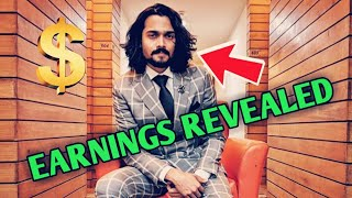 BB Ki Vines Real Earnings REVEALED | Bhuvan Bam YouTube Monthly Income And New Song | Dynamo Gaming