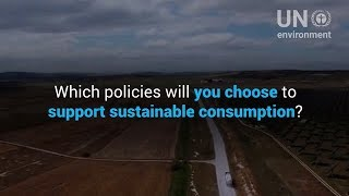 Rules of the Game: How Innovative Policies Can Spur Low Carbon Consumption thumbnail