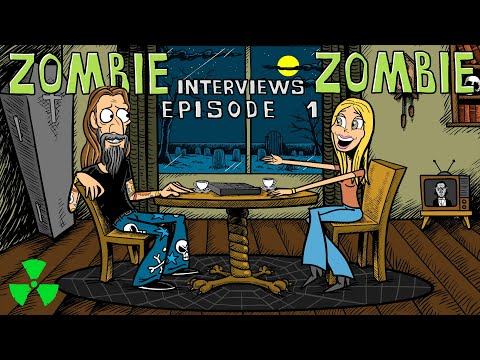 ROB ZOMBIE - Ep. 1: Zombie Interviews Zombie - The Lunar Injection Kool Aid Eclipse Conspiracy
