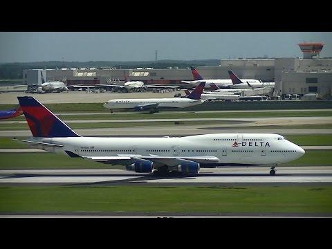 (ATL) Atlanta Airport 2015: Day 1