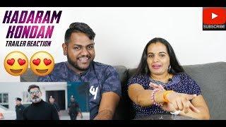 Kadaram Kondan Trailer Reaction | Malaysian Indian Couple | Chiyaan Vikram | Kamal Haasan
